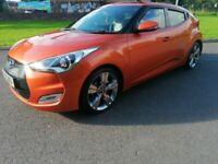 Hyundai, VELOSTER, Coupe, 2012, Manual, 1591 (cc), 4 doors