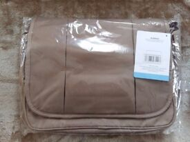 Brand new nappy changing bag