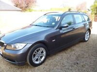 BMW 318d Touring, Manual, Good Condition, 2008 model