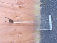 stainless steel till drawer and fish strainer