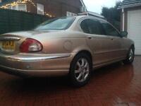 Jaguar x type 2005 2.0 diesel 2 owners FSH 12 months MOT HPI CLEAR