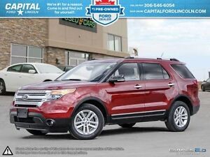 2014 Ford Explorer XLT PST PAID *Heated Seats - Dual Climate Con