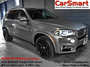 2015 BMW X5 xDrive50i, Executive Pkg, B&O Audio, 360° Camera