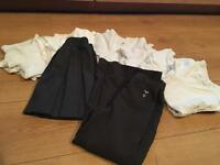 Bundle of girls school clothes age 5/6