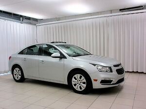 2016 Chevrolet Cruze LOW MILEAGE!! LT TURBO SEDAN w/ SUNROOF, BL