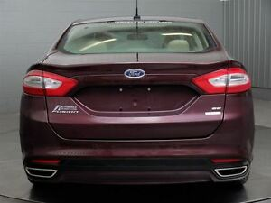 2013 Ford Fusion SE MAGS TOIT CUIR CAMERA DE RECUL NAVI West Island Greater Montréal image 7