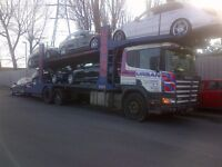 Car Transporter Driver Required