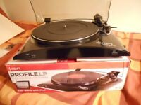 ION Profile LP Turntable - Vinyl Conversion