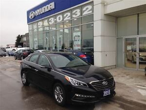 2015 Hyundai Sonata GLS Auto - Blind Spot Det., Back Up Camera