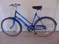 "Classic/Vintage/Retro BSA Granada 21"" Commuter/Town/City Bike"