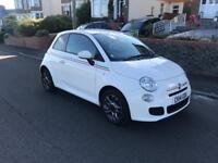 Fiat 500 s, 1.2, 2 keys, 1 owner, full service history, excellent condition inside and out