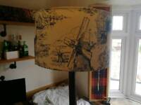 40cm Handmade Vintage Lampshade