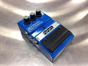 Pédale d'effet pour guitare DOD FX65 STEREO CHORUS  #F019821