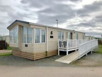PRIVATE SALE STATIC CARAVAN FOR SALE Ocean Edge Holiday Park northwest Lancashire Heysham
