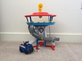 Paw Patrol Look out tower **SOLD**