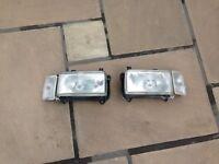 Vw t4 transporter headlights and indicators