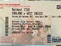 England vs West Indies t20 - tonight 6.30