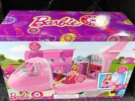 Barbie Pink Passport Jet