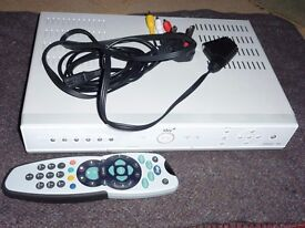 Sky Box Including remote control full working condition