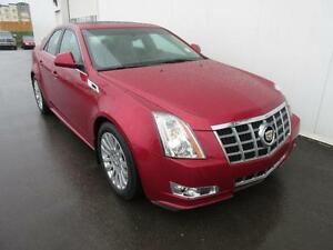 2012 Cadillac CTS4 Prem AWD Sedan  Leath/Nav/Roof
