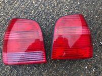VW 6N2 Polo Rear Lights