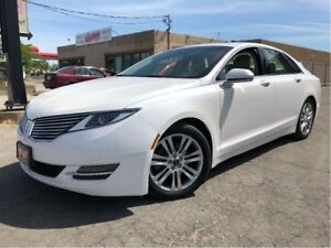 2014 Lincoln MKZ LEATHER NAVIGATION MOONROOF 4 NEW TIRES