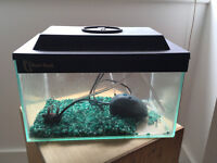 24L Fish Tank with Pump and Filter