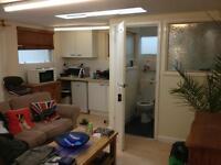 Garden Studio flat, good size, in Sydenham SE26, £170pw