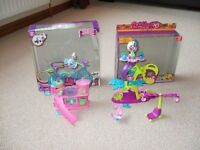 Zoobles Princess Set and Zoobles Spring to Life Set.