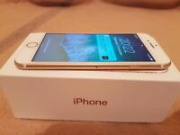 Iphone 7 Gold-Unlocked/Open