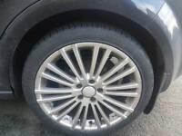 "Volkswagen r32 alloys wheels 18"""