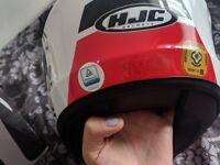 Motorcycle HJC Helmet fantastic condition £100.00