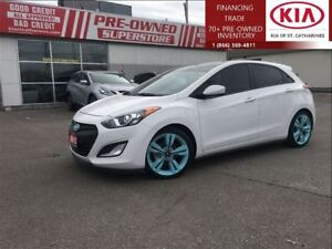2013 Hyundai Elantra GT GLS |PANORAMIC ROOF|HTD SEATS|PWR DRIVER