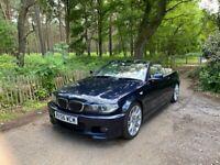 BMW, 3 SERIES, 330Ci M Sport, Convertible, 2006, Manual