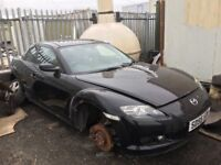 Mazda Rxport-8 petrol breaking spare parts available