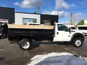 2016 Ford F-550 F550 DIESEL 4x4 DUMP FIN OR LEASE FROM 4.99%OAC