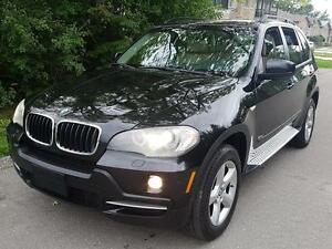 2007 BMW X5 3.0si 6CYL,PANO ROOF,SHARP,CERTIFIED$13475