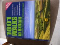 AA loose leaf book 1001 walks in Britain