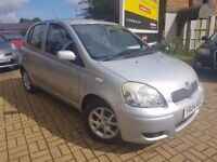 Toyata Yaris 1.4 D-4D T Spirit Diesel Manual Low Mileage, 3 MONTHS WARRANTY