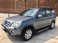 2006 HONDA CRV DIESEL / REMOTE LOCKING / ALLOYS / ELECTRIC WINDOWS / CD / OCTOBER MOT .