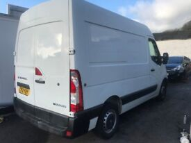 2012 Vauxhall Movano 2.3 CDTI 16v 2800 L1H2 Medium Roof Van Panel Van Turbo Diesel 6 Speed Manual