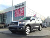 2011 Toyota Sequoia Limited Tech Package w/Navi and DVD