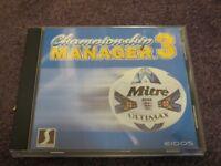 Championship Manager 3