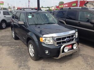2008 Ford Escape XLT * POWER ROOF * LEATHER London Ontario image 4