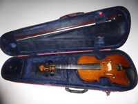 Stentor Student 11 Violin 3/4 size with case and bow