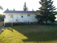Vermilion-3+1 Bedroom Bungalow w/ Basement Suite
