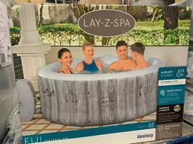 Lay Z Fiji Spa
