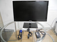 "Samsung 24"" S24C570L Computer Monitor"