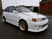 Forged Toyota starlet GT turbo SWAP/SELL/PX