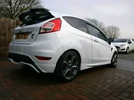 Fiesta ST3 Modified